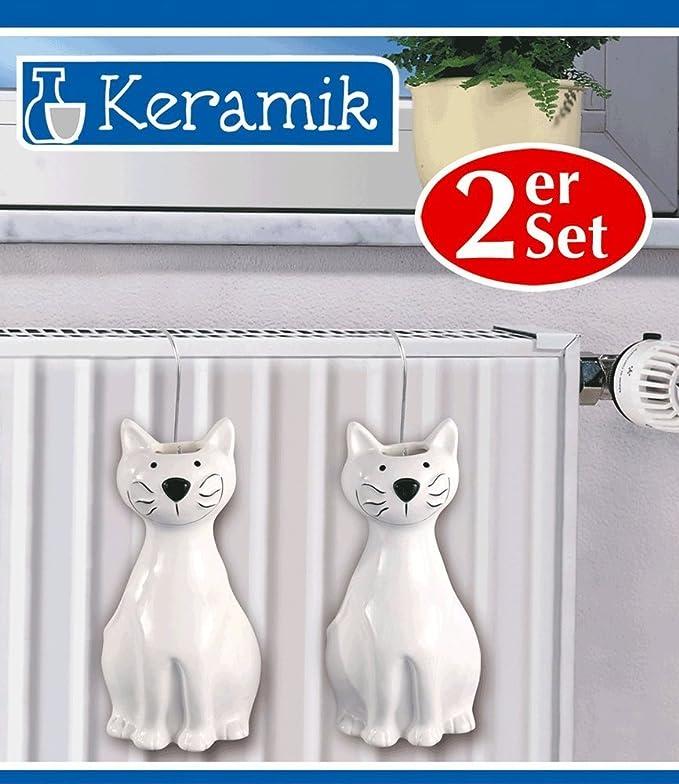 2 opinioni per Umidificatori a forma di gatto, Set da 2 pezzi