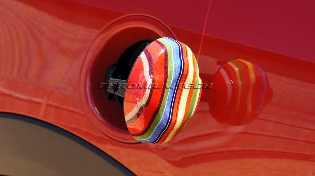 Chromiumtech TC-MK3-PS Fuel Tank Cap Cover