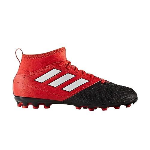 adidas Ace 17.3 AG J, Botas de fútbol Unisex Niños: Amazon.es: Zapatos y complementos