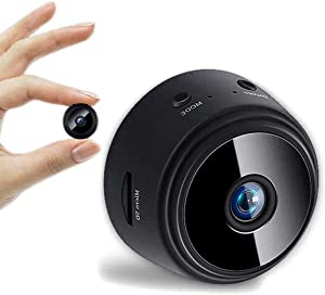 Ponacat WiFi Camera IP Camera Wireless Web Cam Remote Monitoring HD 1080P DVR Motion Detection Home Security