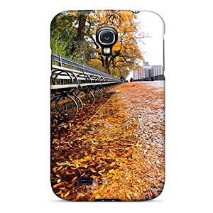 Awesome Case Cover/galaxy S4 Defender Case Cover(autumn In New York) by icecream design