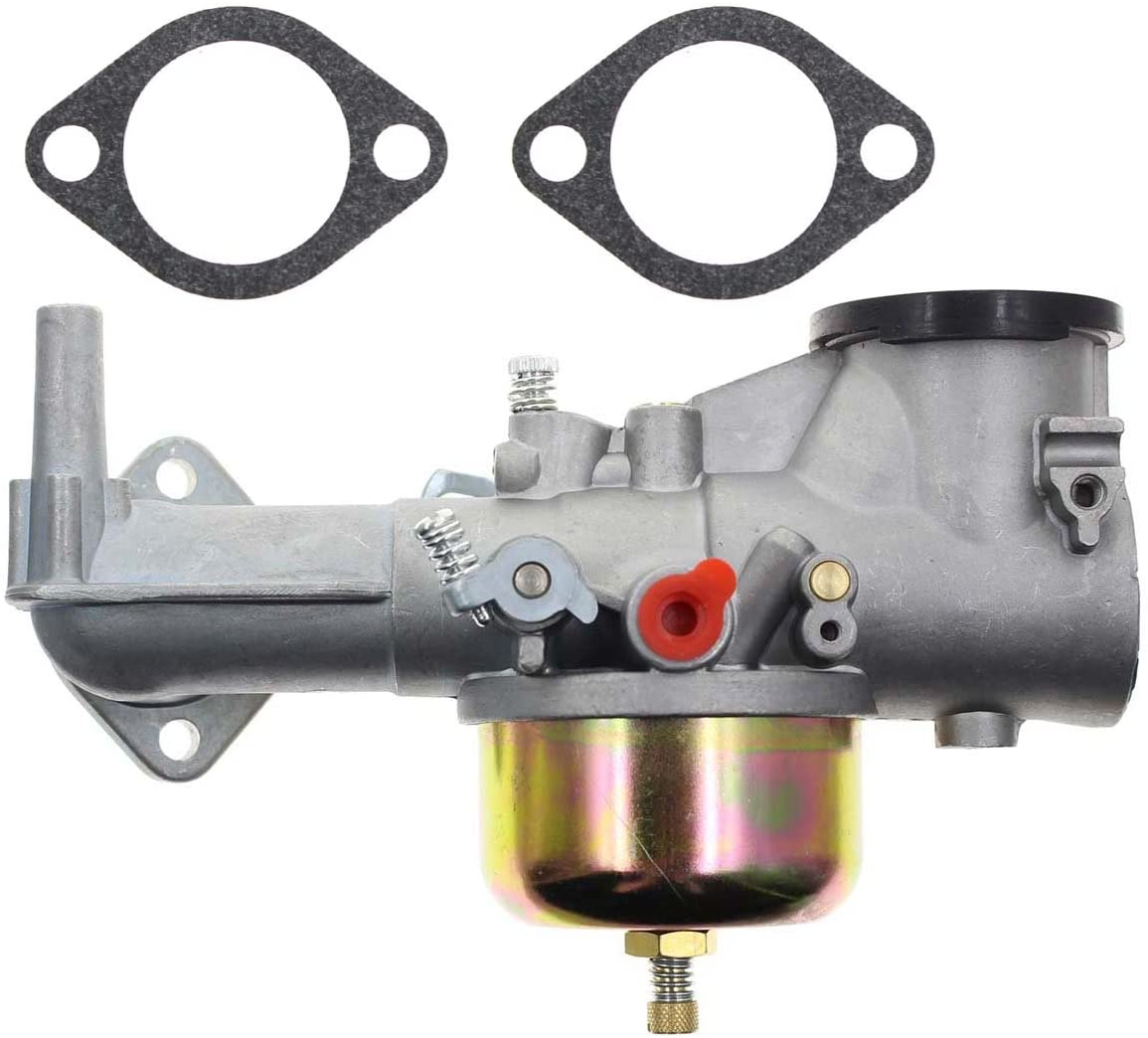 Carbhub 491590 Carburetor for Briggs & Stratton 491590 390811 392152 Carb Fits Briggs & Stratton 191700 192700 193700 Engine Series with Gasket Kit