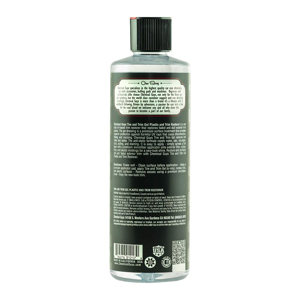Amazon.com: Chemical Guys TVD_108_16 Gel para neumáticos y ...