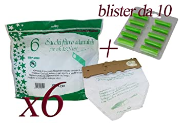 Bolsas de microfibra + Blister de ambientadores de pino para ...