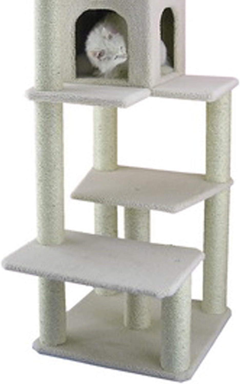 Amazon.com: Rascador Armarkat para gatos, estilo á ...