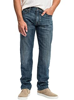 70b8b03a Lucky Brand Men's 221 Original Straight Jean at Amazon Men's ...