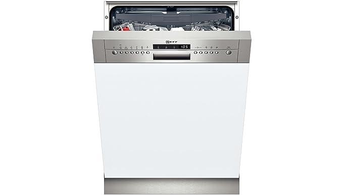 Neff GH 570 N lavavajilla Semi-incorporado 14 cubiertos A+++ ...