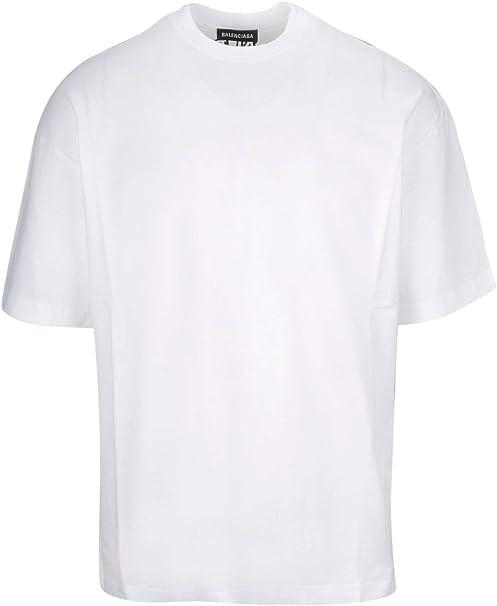 Balenciaga 570805TEV689044 - Camiseta de algodón para hombre ...