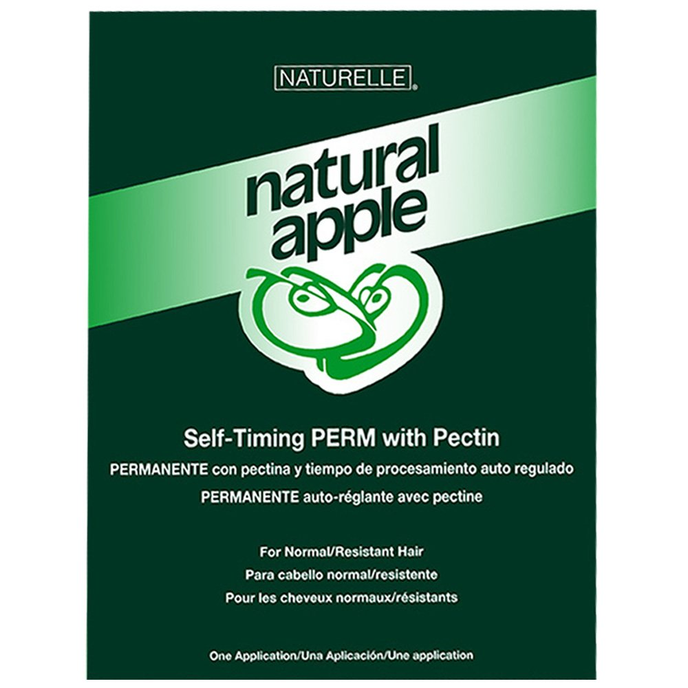 Naturelle Natural Apple Self Timing Alkaline Perm