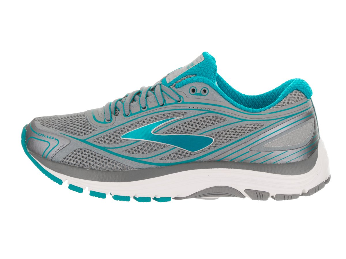 Brooks Women's Dyad 9 Grey/Capri B01GEYFUNM 7 B(M) US|Primer Grey/Capri 9 Breeze/Silver a23ca2