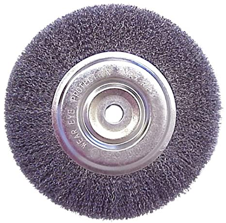 Groovy 6 Wire Brush Wheel For Bench Grinder Creativecarmelina Interior Chair Design Creativecarmelinacom