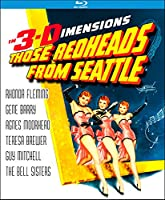 Those Redheads From Seattle [Blu-ray] by Kino Lorber