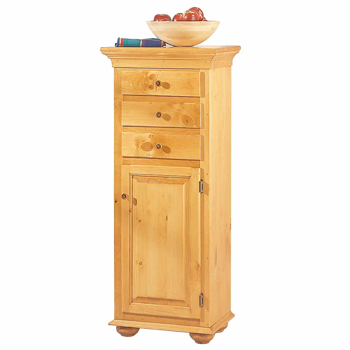 jelly from cupboard p furniture cabinet wood amish pid drawer dutchcrafters pine with