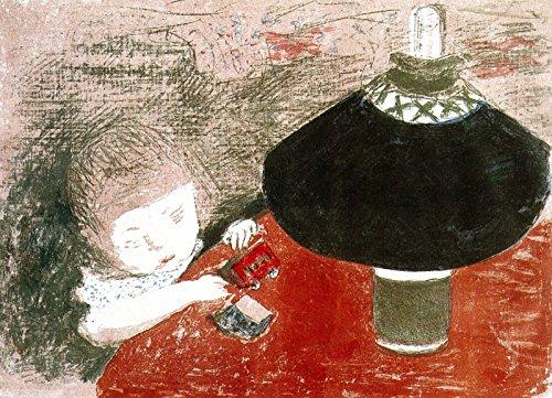 Pierre Bonnard Child with Lamp Museum of Fine Arts - Boston 30