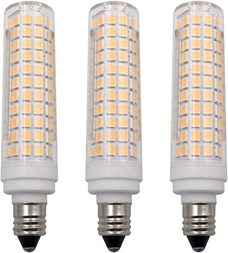 3 X LED GU10 SPOTLIGHT LAMPS 5W BULBS  WARM WHITE COOL WHITE EQUAL 44W HALOGENS