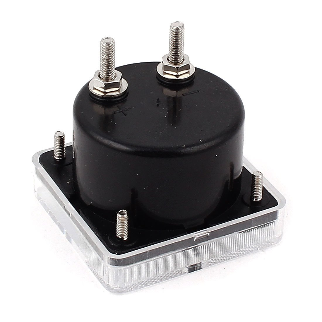 eDealMax AC 0-300V Panel Medidor analógico del voltaje de voltio Calibrador voltímetro analógico - - Amazon.com