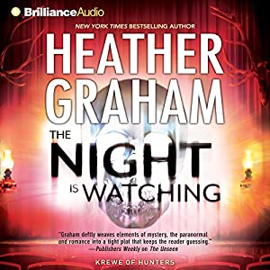 The Night Is Watching Audiobook