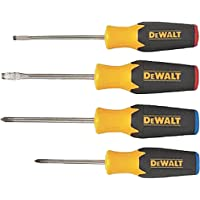 4-Piece DeWalt DWHT62512 Screwdriver Set
