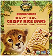 EnviroKidz Crispy Bars - Cheetah Berry - 1 oz - 6 ct