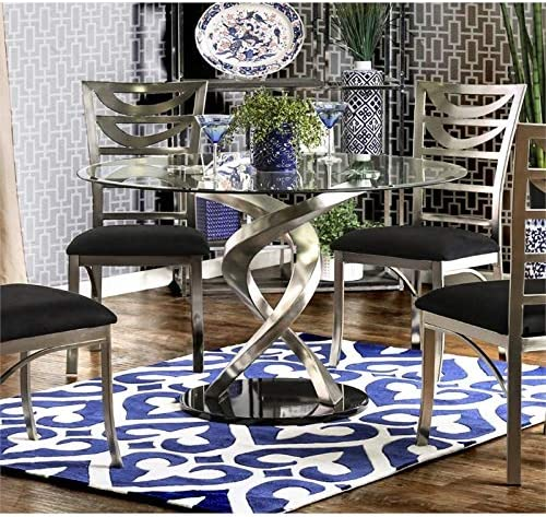 BOWERY HILL Round Dining Table