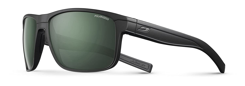 Julbo Renegade–Gafas de Sol para Hombre, Color Negro Mate/Negro