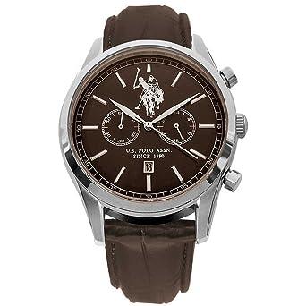 cedd7913b Montre Poignet Homme U.S. Polo Assn Ambassador Chronographe ...