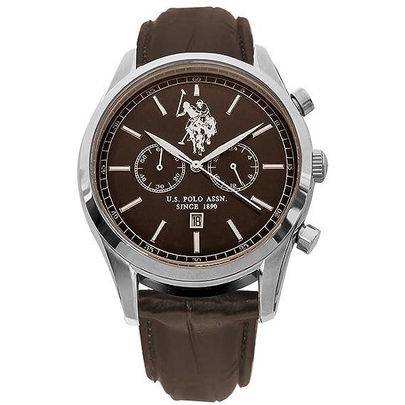 cheap for discount 07643 9f1ba Orologio POLSO UOMO U.S. Polo Assn ambassador cronografo ...