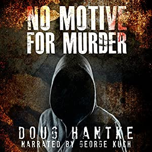 No Motive for Murder Audiobook