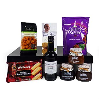Christmas Gifts For Him Ideas.Father S Luxury Gift Food And Port Hamper Gift Ideas For Christmas Presents Him Dad Partner And Birthdays