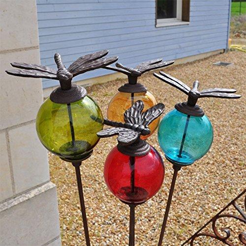 Tutore palla libellula verde