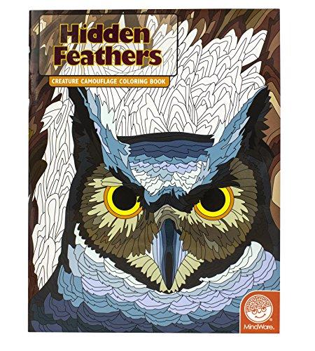 MindWare Hidden Feathers: Creature Camouflage