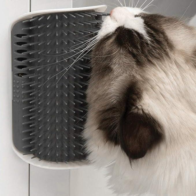 Amazon.com: VietFA - Cepillo para gatos para excrementar el ...
