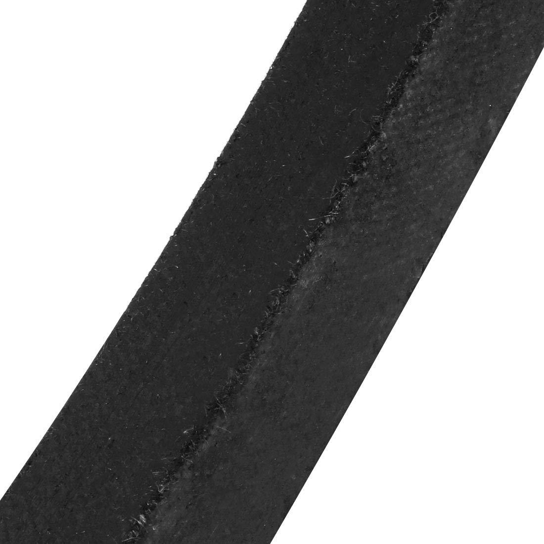 uxcell/® B-950 V Belt Machine Transmission Rubber,Black Replacement Drive Belt.