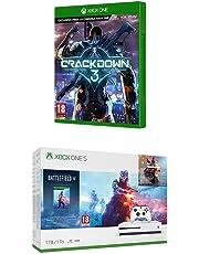Pack de Xbox One + Crackdown 3 desde 245 euros