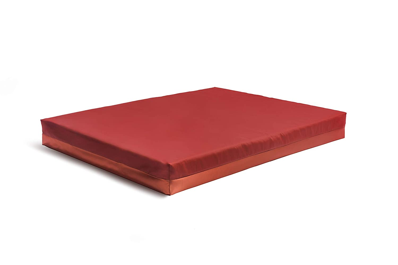 Ribelle - Cojín de colchón 100% Latex para Perro, Cachorro, Mascota, sueño Suave, Lavable, ortopédico: Amazon.es: Productos para mascotas