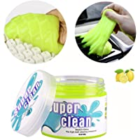 Magic Dust Cleaning Gel Mud for Car Detailing - Universal Car Interior Cleaning Gel, Reusable Keyboard Gel for Laptop Cleaner, Cleaning Gel Putty for Car Vents,PC,Keyboard,Cameras