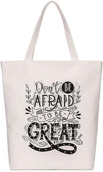 Amazon.com: LINJUN bolsa de mano Tote de lona para mujer ...