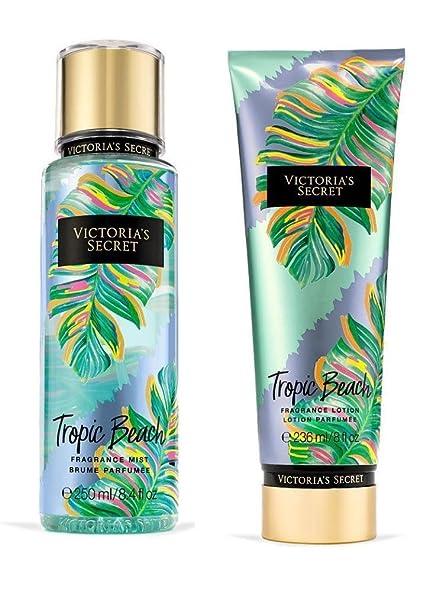 Amazon com: Victoria's Secret Tropic Beach Fragrance Mist