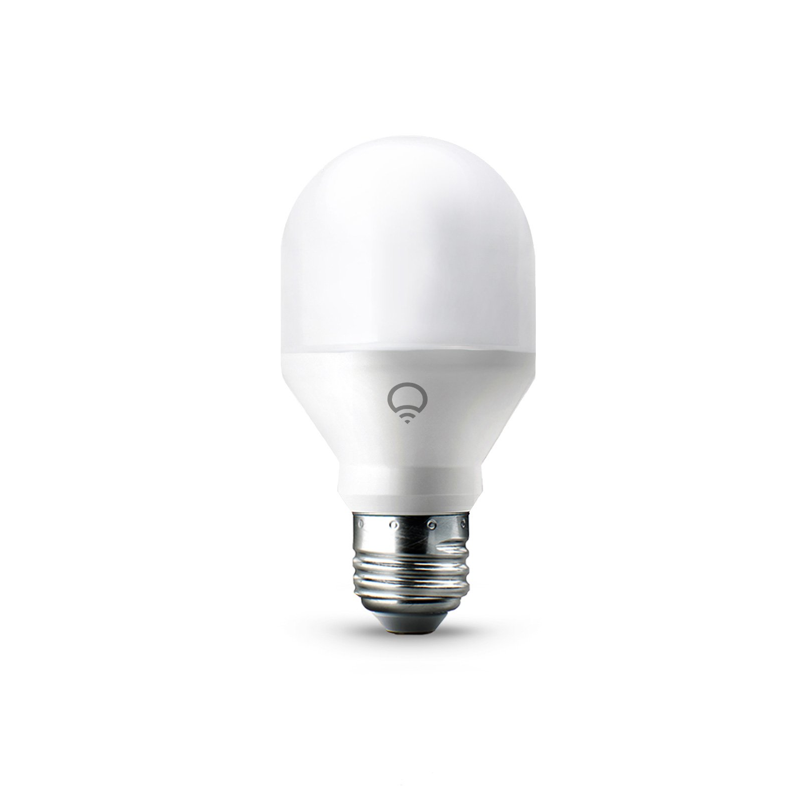 LIFX Mini (A19) Wi-Fi Smart LED Light Bulb, Adjustable, Multicolor, Dimmable, No Hub Required, Works with Alexa, Apple HomeKit and the Google Assistant, Pack of 4