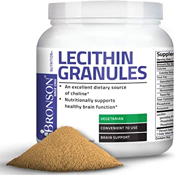 Lecithin sexual benefits for women