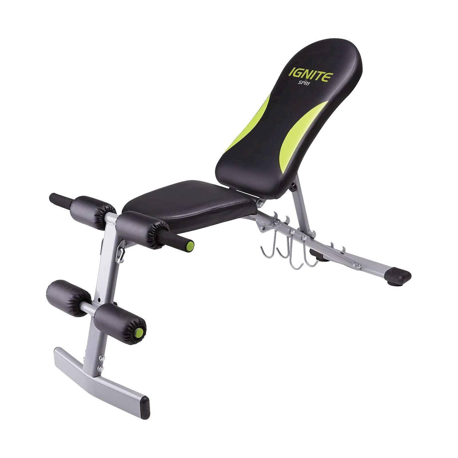 Ignite Fitness Bench