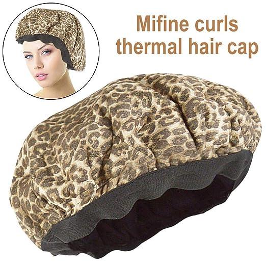 Earthily Gorro de tratamiento para el cabello de acondicionamiento ...