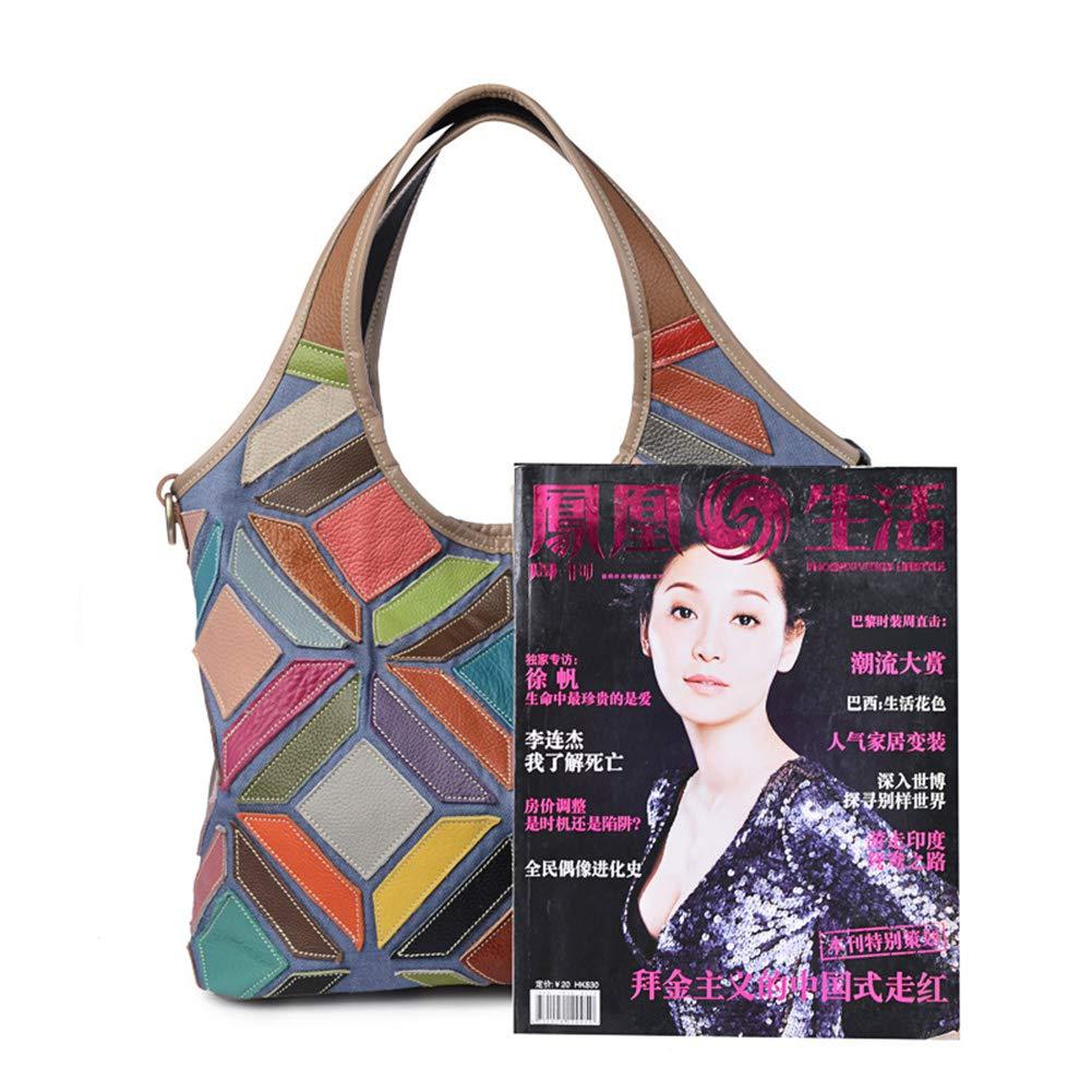 Genuine Leather Hobo Bag Totes Bag Crossbody Bag for Women Multiple Colours