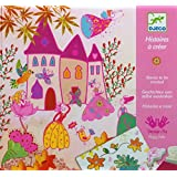 Djeco DJ08791 Create Stories- Princesses Cards