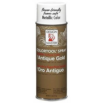 Amazoncom Design Master 746 Antique Gold Colortool Spray Home