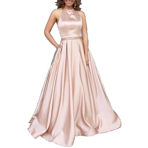 Formal Dresses Gold Rose: Amazon.com