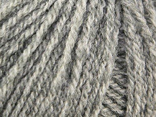 Sirdar Click Dk Yarn (Sirdar Click Knitting Yarn DK 197 Grouse Grey - per 50 gram ball)