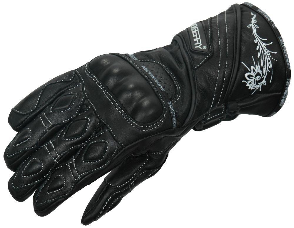 Damen  Echt Leder Handschuhe Gefüttert  Gr  S   M   L   XL   XXL   //L40