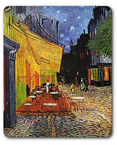 1art1 Vincent Van Gogh Terraza De Café Por La Noche Place