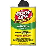 Goof Off Super Glue Remover - 4.5 oz. can, Yellow (FG678)